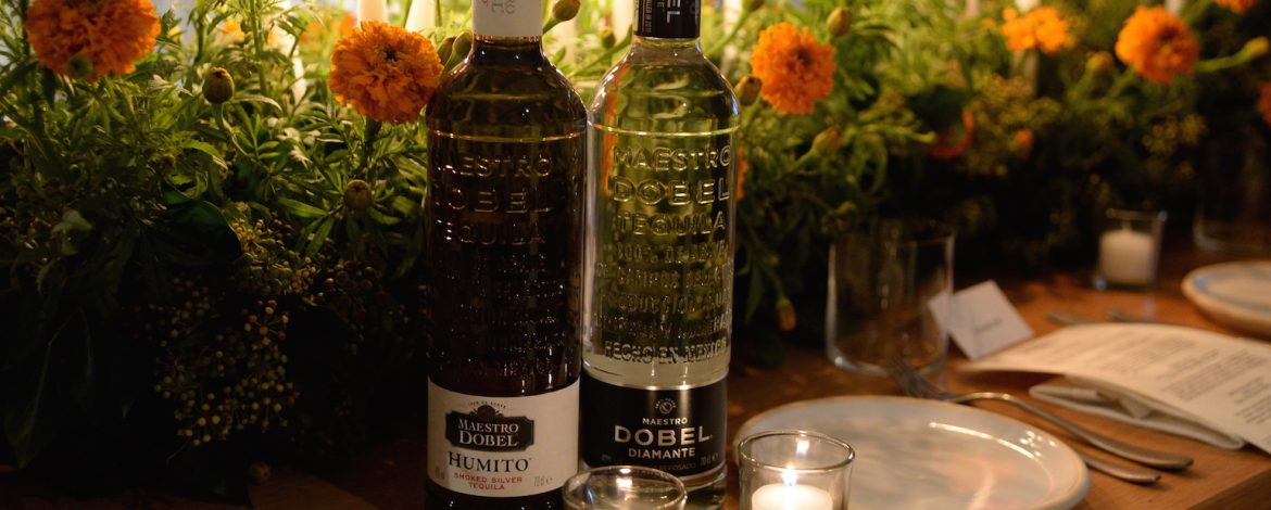 Maestro Dobel Day of the Dead dinner at The Conduit